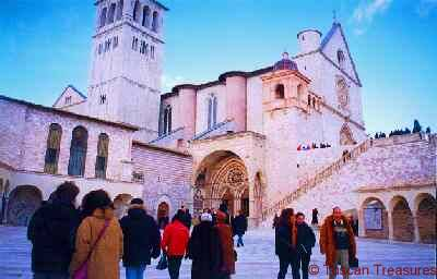 Assisi - Lower Basilica